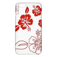 Hawaiian Flower Red Sunflower Iphone 6 Plus/6s Plus Tpu Case by Mariart