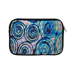 Green Blue Circle Tie Dye Kaleidoscope Opaque Color Apple Ipad Mini Zipper Cases by Mariart