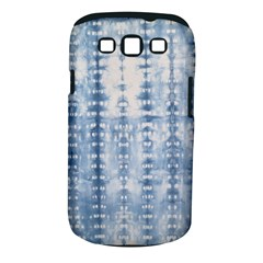 Indigo Grey Tie Dye Kaleidoscope Opaque Color Samsung Galaxy S Iii Classic Hardshell Case (pc+silicone) by Mariart