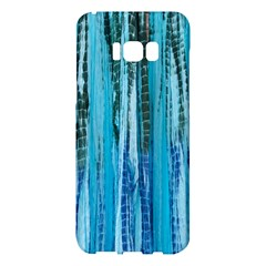 Line Tie Dye Green Kaleidoscope Opaque Color Samsung Galaxy S8 Plus Hardshell Case  by Mariart