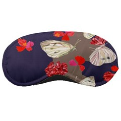 Original Butterfly Carnation Sleeping Masks by Mariart