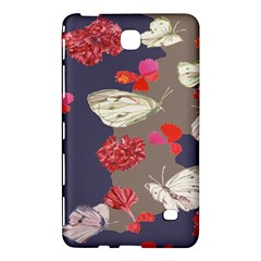 Original Butterfly Carnation Samsung Galaxy Tab 4 (8 ) Hardshell Case  by Mariart
