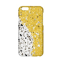 Spot Polka Dots Orange Black Apple Iphone 6/6s Hardshell Case by Mariart