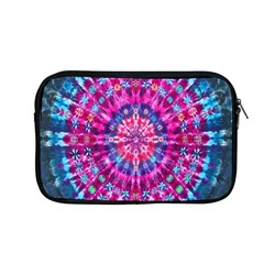 Red Blue Tie Dye Kaleidoscope Opaque Color Circle Apple Macbook Pro 13  Zipper Case by Mariart