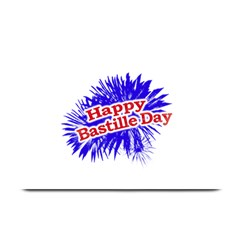 Happy Bastille Day Graphic Logo Plate Mats by dflcprints