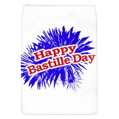 Happy Bastille Day Graphic Logo Flap Covers (s)  by dflcprints