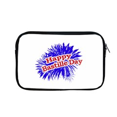 Happy Bastille Day Graphic Logo Apple Macbook Pro 13  Zipper Case by dflcprints