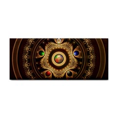 Gathering The Five Fractal Colors Of Magic Cosmetic Storage Cases by jayaprime