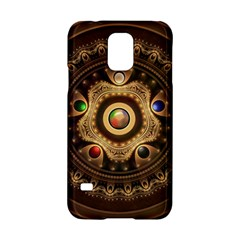 Gathering The Five Fractal Colors Of Magic Samsung Galaxy S5 Hardshell Case  by jayaprime
