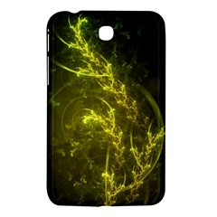 Beautiful Emerald Fairy Ferns In A Fractal Forest Samsung Galaxy Tab 3 (7 ) P3200 Hardshell Case  by jayaprime
