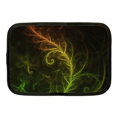 Fractal Hybrid Of Guzmania Tuti Fruitti And Ferns Netbook Case (medium)  by jayaprime