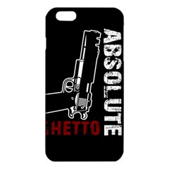 Absolute Ghetto Iphone 6 Plus/6s Plus Tpu Case by Valentinaart