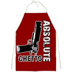 Absolute Ghetto Full Print Aprons by Valentinaart