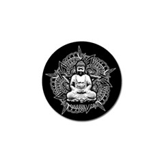 Ornate Buddha Golf Ball Marker (4 Pack) by Valentinaart
