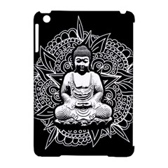 Ornate Buddha Apple Ipad Mini Hardshell Case (compatible With Smart Cover)