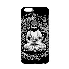 Ornate Buddha Apple Iphone 6/6s Hardshell Case by Valentinaart