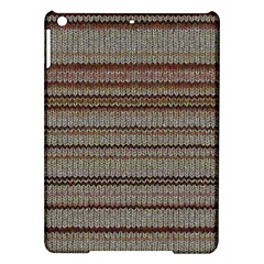 Stripy Knitted Wool Fabric Texture Ipad Air Hardshell Cases by BangZart