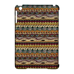 Aztec Pattern Apple Ipad Mini Hardshell Case (compatible With Smart Cover) by BangZart