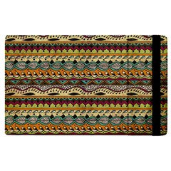 Aztec Pattern Apple Ipad Pro 12 9   Flip Case by BangZart