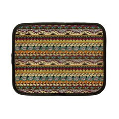 Aztec Pattern Netbook Case (small)  by BangZart