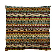 Aztec Pattern Standard Cushion Case (two Sides) by BangZart