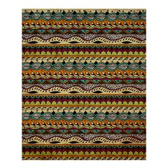 Aztec Pattern Shower Curtain 60  X 72  (medium)  by BangZart