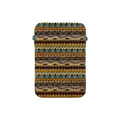 Aztec Pattern Apple Ipad Mini Protective Soft Cases by BangZart