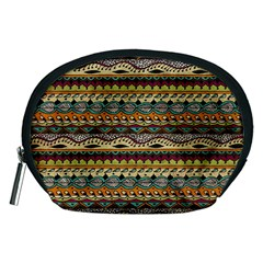 Aztec Pattern Accessory Pouches (medium)  by BangZart