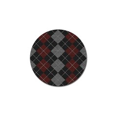Wool Texture With Great Pattern Golf Ball Marker by BangZart