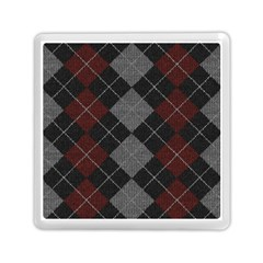 Wool Texture With Great Pattern Memory Card Reader (square)  by BangZart
