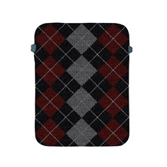 Wool Texture With Great Pattern Apple Ipad 2/3/4 Protective Soft Cases by BangZart