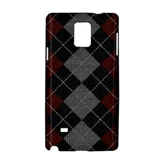 Wool Texture With Great Pattern Samsung Galaxy Note 4 Hardshell Case by BangZart