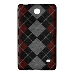 Wool Texture With Great Pattern Samsung Galaxy Tab 4 (8 ) Hardshell Case  by BangZart