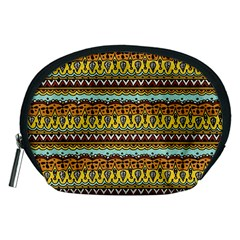 Bohemian Fabric Pattern Accessory Pouches (medium)  by BangZart