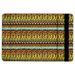Bohemian Fabric Pattern Ipad Air 2 Flip by BangZart