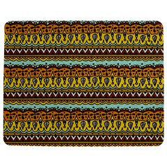 Bohemian Fabric Pattern Jigsaw Puzzle Photo Stand (rectangular) by BangZart