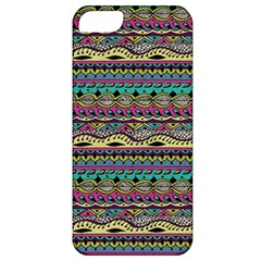 Aztec Pattern Cool Colors Apple Iphone 5 Classic Hardshell Case by BangZart