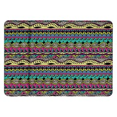 Aztec Pattern Cool Colors Samsung Galaxy Tab 8 9  P7300 Flip Case