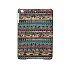 Aztec Pattern Cool Colors Ipad Mini 2 Hardshell Cases by BangZart