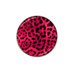 Leopard Skin Hat Clip Ball Marker (10 Pack) by BangZart