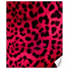 Leopard Skin Canvas 20  X 24   by BangZart