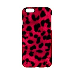 Leopard Skin Apple Iphone 6/6s Hardshell Case