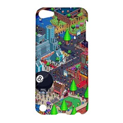 Pixel Art City Apple Ipod Touch 5 Hardshell Case by BangZart