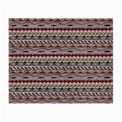 Aztec Pattern Patterns Small Glasses Cloth by BangZart