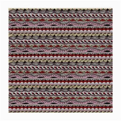 Aztec Pattern Patterns Medium Glasses Cloth (2 Side) by BangZart