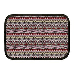 Aztec Pattern Patterns Netbook Case (medium)