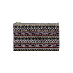 Aztec Pattern Patterns Cosmetic Bag (small)  by BangZart