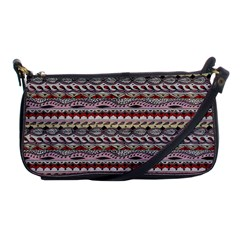 Aztec Pattern Patterns Shoulder Clutch Bags by BangZart