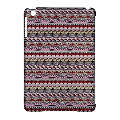 Aztec Pattern Patterns Apple Ipad Mini Hardshell Case (compatible With Smart Cover) by BangZart