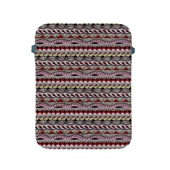 Aztec Pattern Patterns Apple Ipad 2/3/4 Protective Soft Cases by BangZart